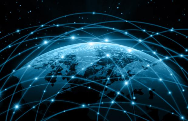 The plan is to create a vast network of satellites which beam internet directly to the consumers