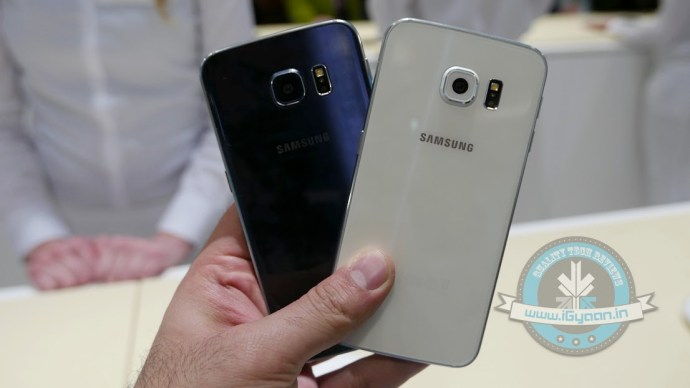 Samsung Galaxy S6 and S6 Edge 9