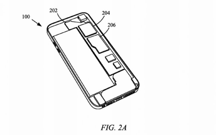 Apple-patent-waterproof