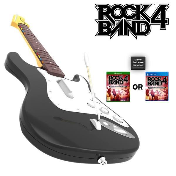 Guitar Rock Band Bundle 4