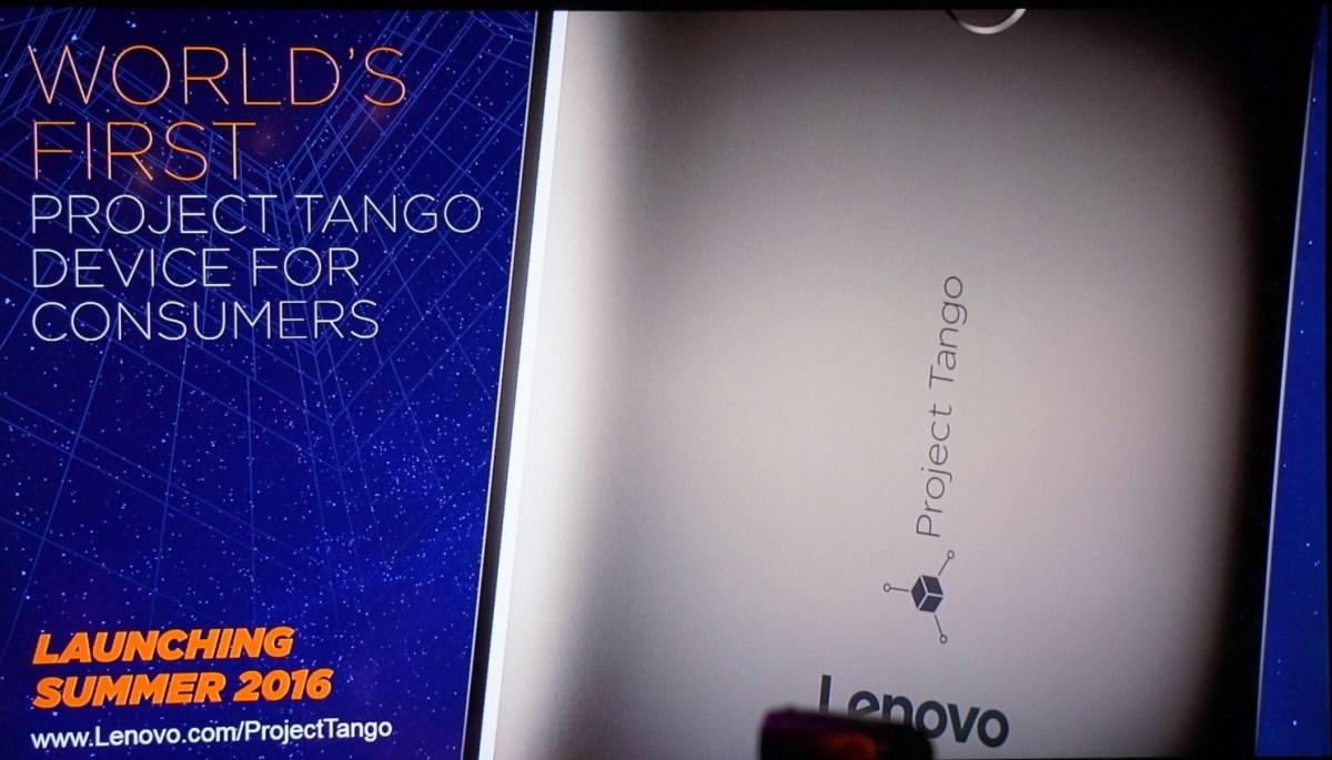 Lenovo tango