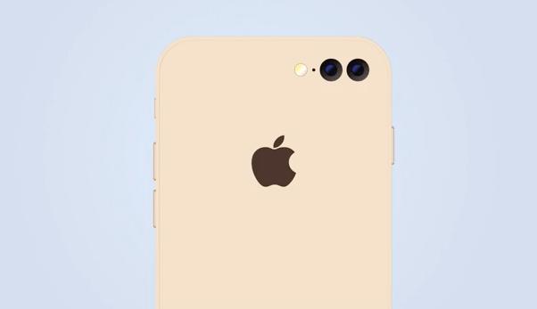 iPhone 7 Dual-Lens Concept