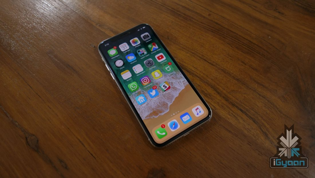 Apple IPhone X May Face Screen Burn In Issues In The