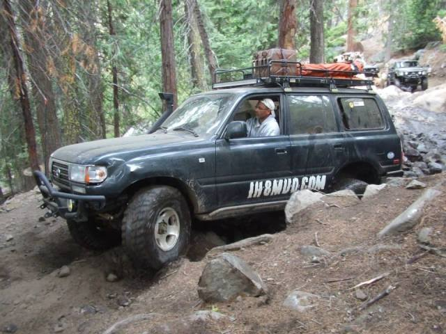 Rubicon Trail 2013 - Photo by Dan Hull