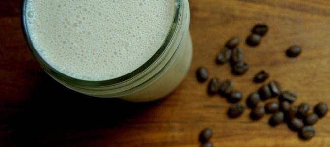 Mocha Latte Protein Smoothie