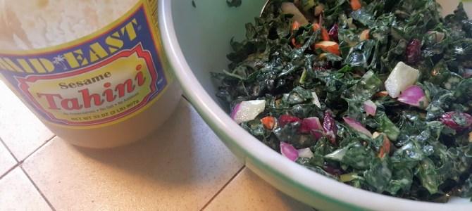 Lauren's Kale Salad