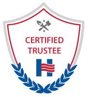 IHA-Board-Certification symbol