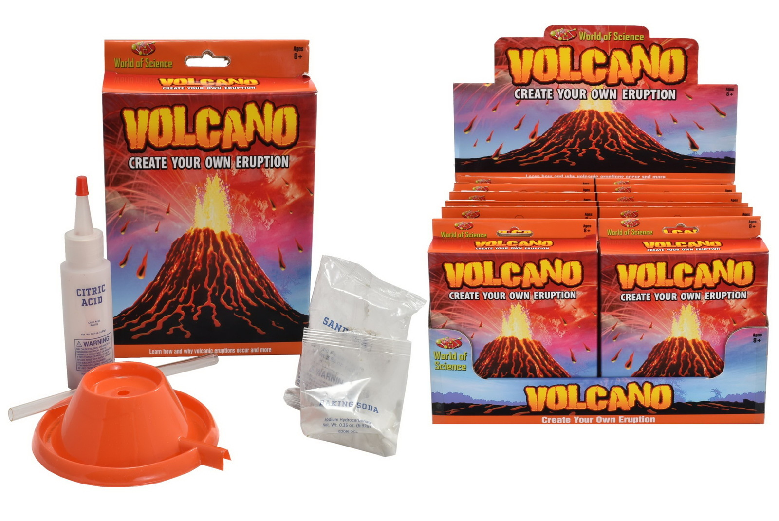 Volcano Eruption Science Kit Buy Kids Toys Online At