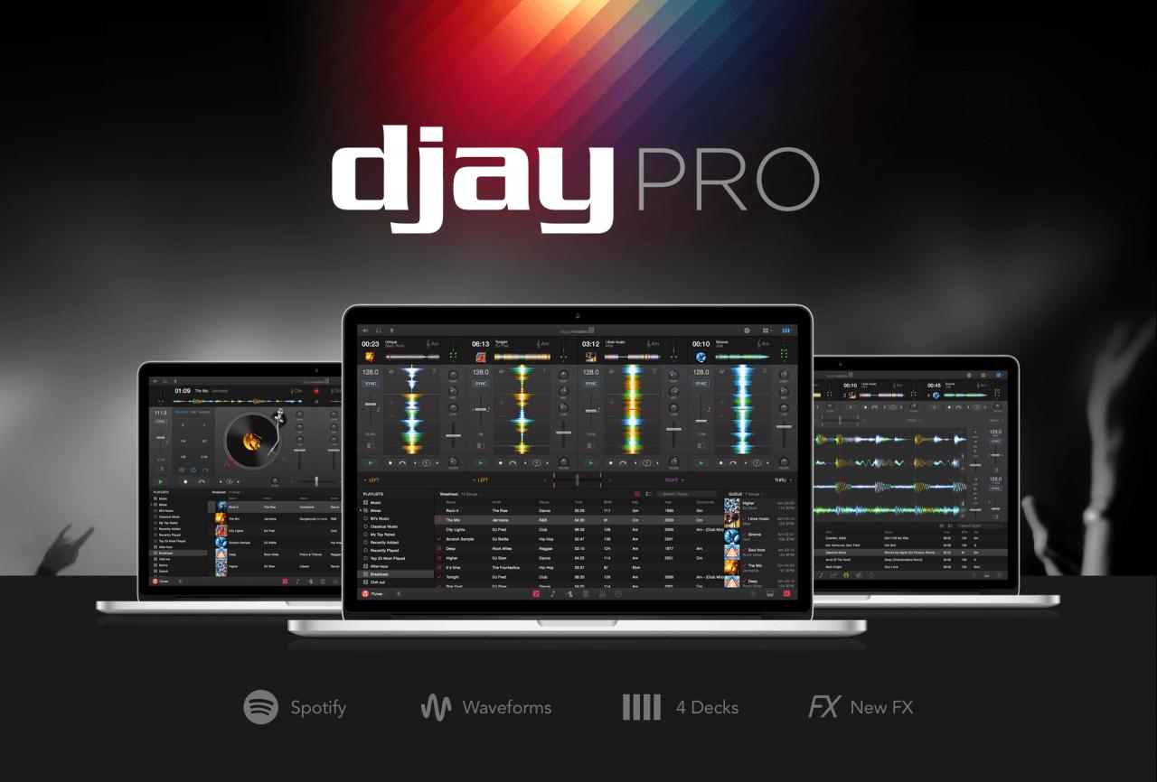 Os X El Capitan Iphone Wallpaper Algoriddim Releases Djay Pro For Mac Ihash