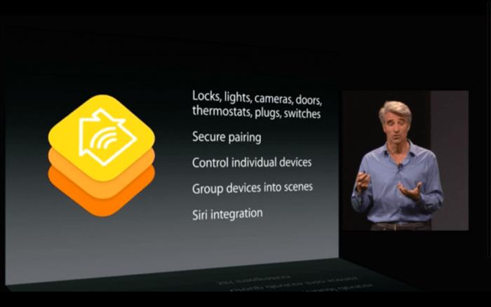 homekit keynote