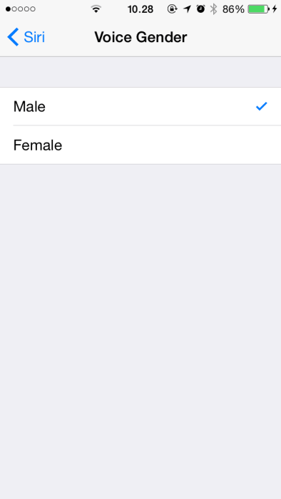 siri gender change 1