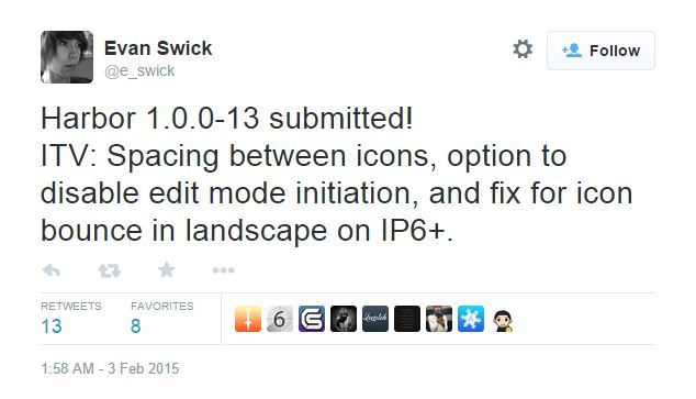 Evan Swick on Twitter Harbor 1