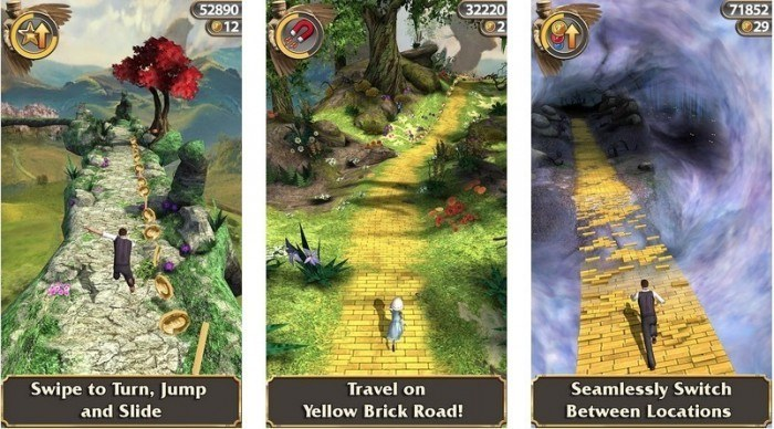 Temple Run Oz 1