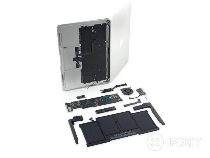 macbook air 13 ifixit 1
