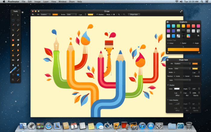 Pixelmator For Ios And Pixelmator For Mac Are On Sale For