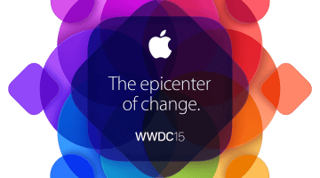 WWDC 2015: The Epicenter of Change; June 8 – 12