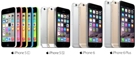 iPhone+family