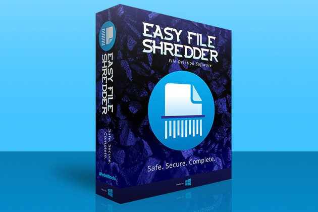 Easy File Shredder: Lifetime Subscription for $19