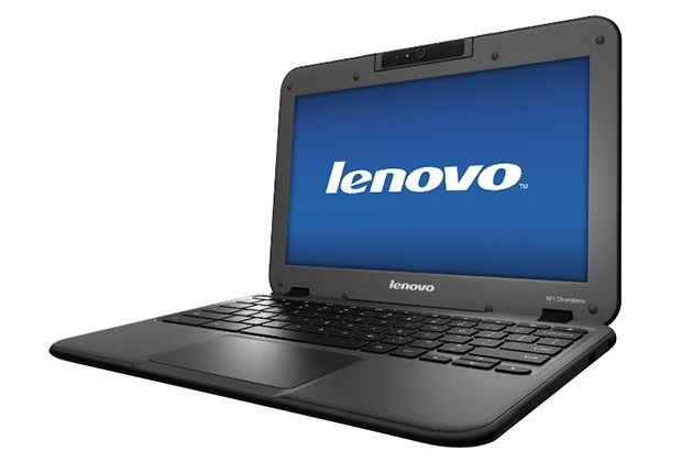 "Lenovo N21 11"" Chromebook 2.1GHz, 4GB RAM, 16GB Drive (Refurbished) for $89"