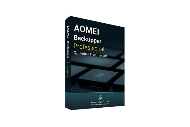 AOMEI Backupper Professional Edition: Lifetime Subscription for $27