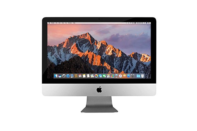 Apple 27' iMac Computer with Apple Wired Keyboard & Wired Mouse (Certified Refurbished) for $899