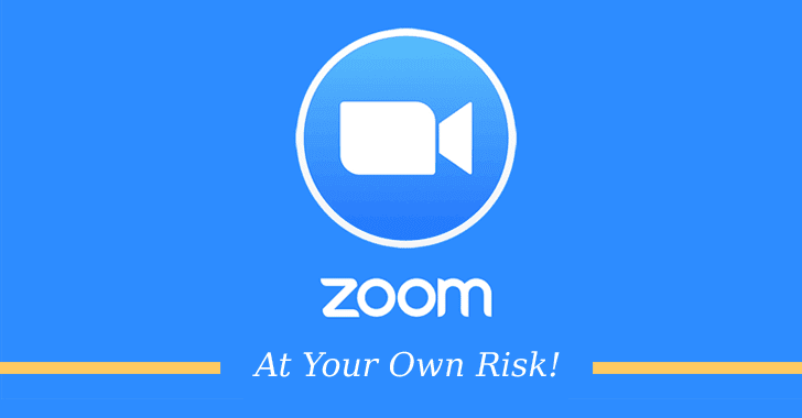 Zoom Video Conferencing Software hacking