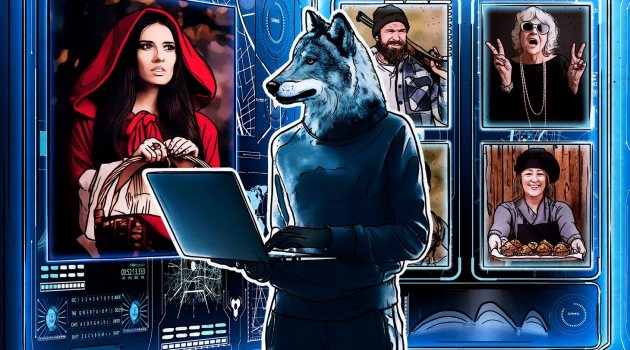We analyze the fairy tale <em>Little Red Riding Hood</em> in terms of cybersecurity
