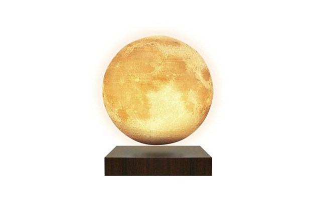 LUNA Levitating Moon for $129
