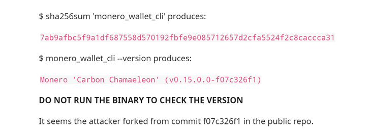 hacking monero cryptocurrency wallet
