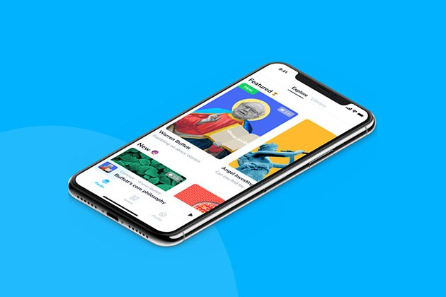 Finimize Finance Simplified: 1 Yr Subscription for $35