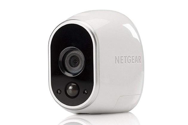 NetGear Arlo VMC3030-100NAR HD Security Camera (Refurbished) for $64