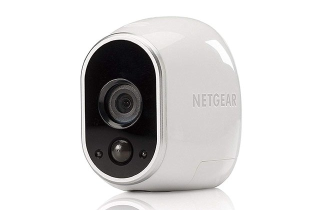 NetGear Arlo VMC3030-100NAR HD Security Camera (Refurbished) for $64