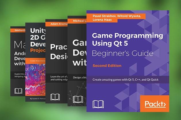 The Complete Game Developer eBook Bundle for $19