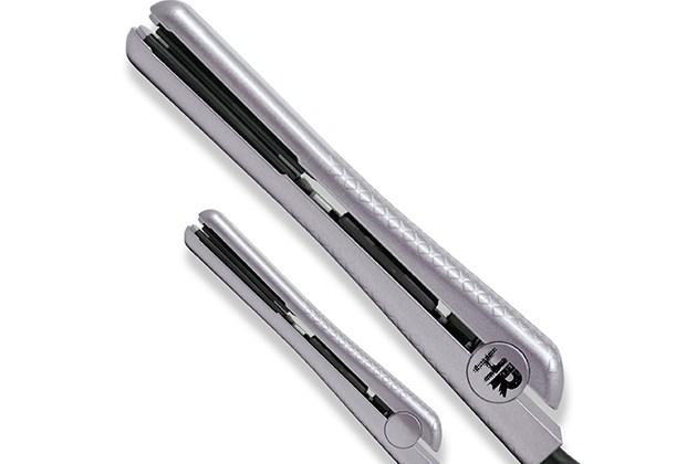 """Hair Rage 1.25"""" & 0.5"""" Duo Flat Iron Set for $42"""