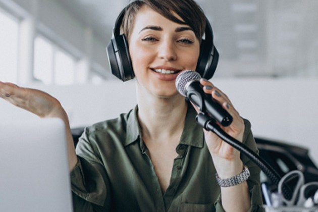 Learn to Become a Successful Voice Over Artist for $19