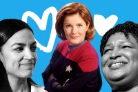 It Was a Big Week in Politics for Star Trek Voyager Fans