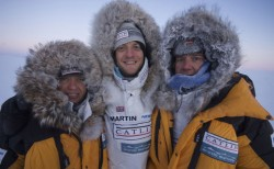 Larry, Moe and Curly of the Catlin Arctic Survey