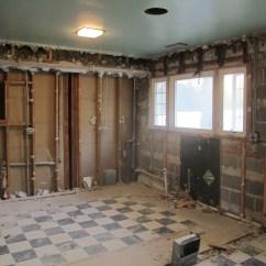 Metal Kitchen Trash Can Led Ceiling Lights San Diego Demolition