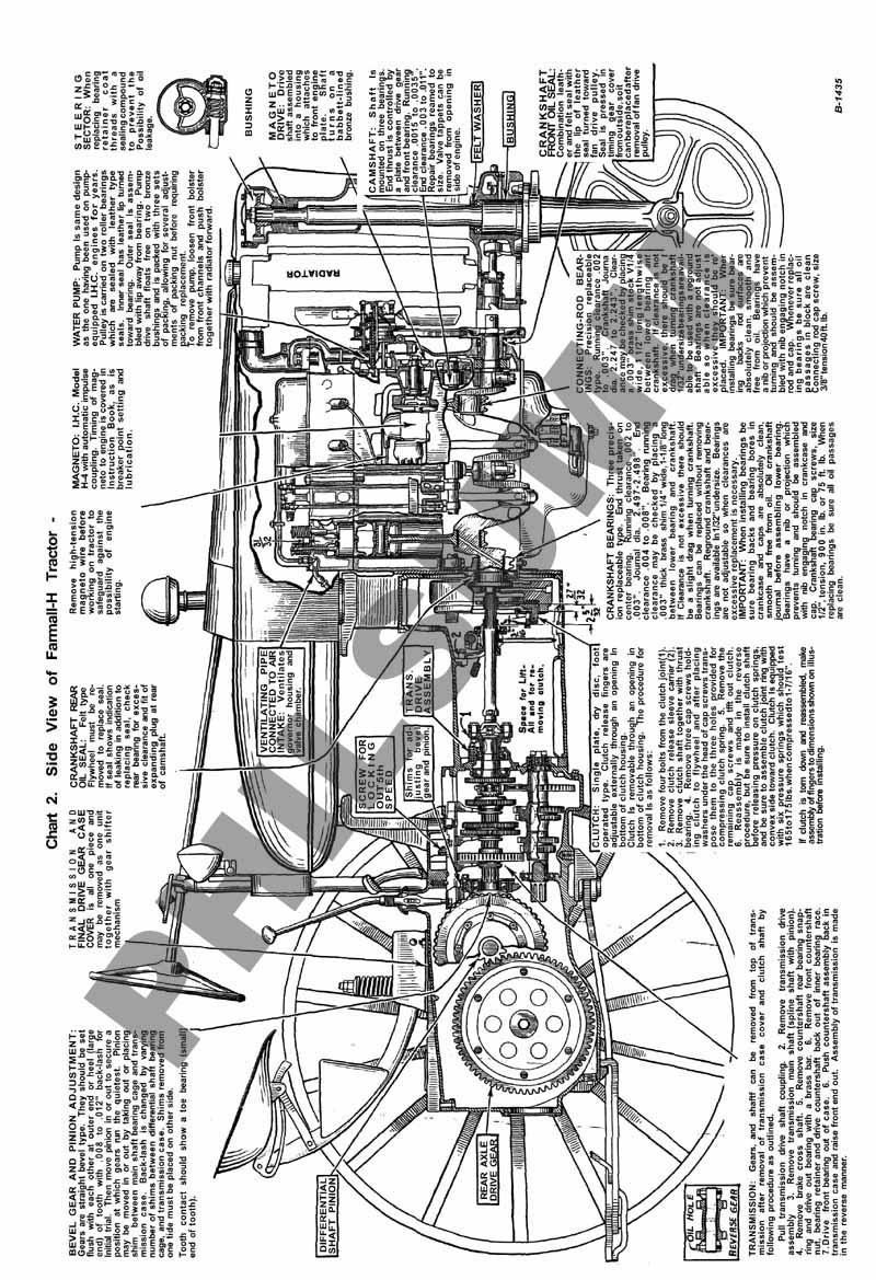 Farmall H Wiring Diagram On Wiring Diagram For Farmall 504 Tractor