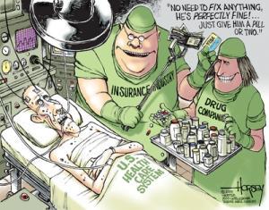healthcare; insurance; drugs; drug companies; Government-run Insurance Program Sure to Backfire | iHaveNet.com
