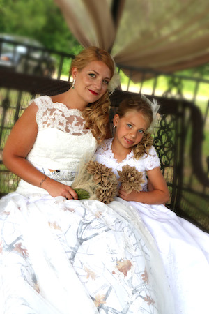 me with my daughter!