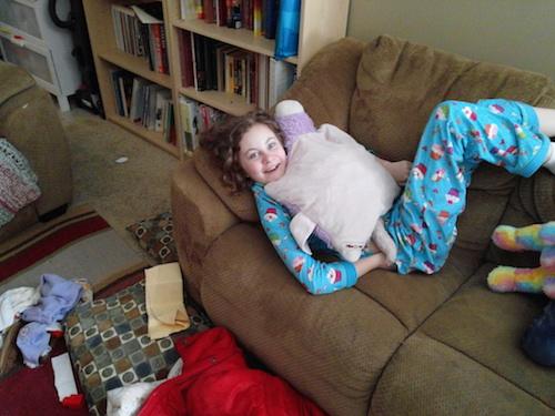 Suzie B daughter colitis bleeding 5