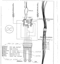 locomotive tender complete wiring harness double connection dcc ready dcc on board [ 1292 x 1659 Pixel ]