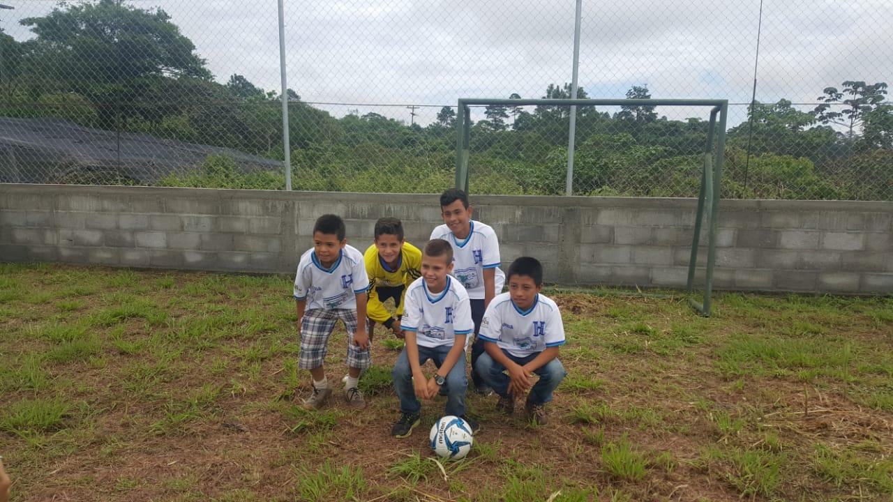 Felicidades Niñez de Honduras
