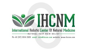 New Patient Form for the International Holistic Center of Natural Medicine