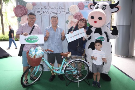 Greenfields Mother's Day pop-up events in Singapore | IH Digital