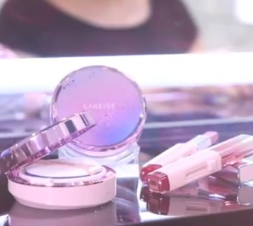 Tutorial Video for LANEIGE - Creative Services