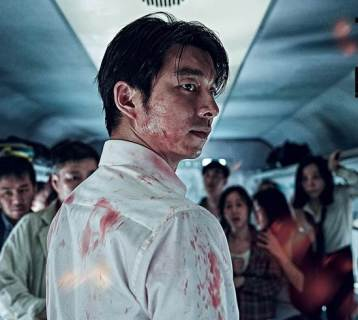 """Digital marketing campaign in line with the release of South Korea zombie film, """"Train to Busan"""""""