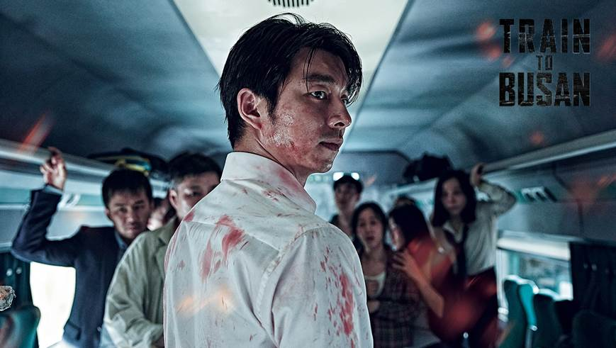 "Digital marketing campaign in line with the release of South Korea zombie film, ""Train to Busan"""